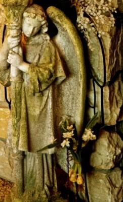 Advent angel Gabriel