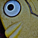 finalfish big yellow plastic