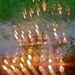 Ghosting flames