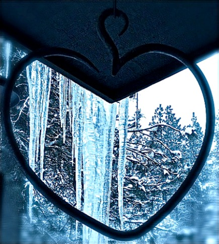 Epiphany, heart of ice