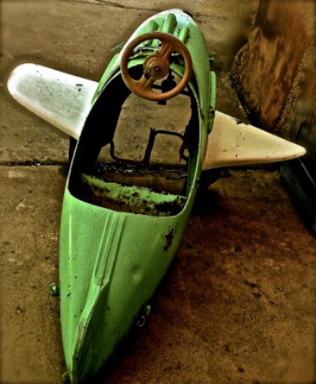 summer plane